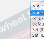 Reset Settings to Global default or to other settings set values