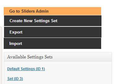export-import-settings