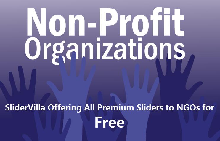 SliderVilla Offers Premium WordPress Sliders for Free